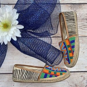 Sam Edelman Lida Beaded Espadrilles Shoes 8 / 39